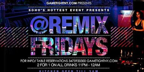 Katra Lounge NYC Remix Fridays tickets