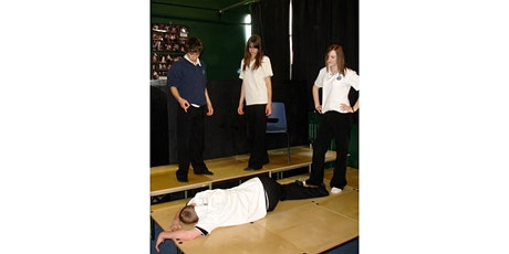 Using Drama against Bullying tickets