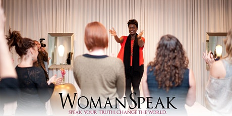 WomanSpeak Intro Workshop: Claim the Power of Your Voice tickets