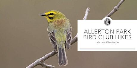 Allerton Park Bird Club Hikes tickets