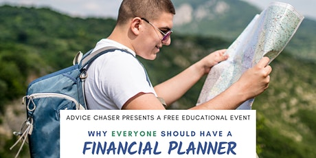 Why Everyone Should Have a Financial Planner tickets