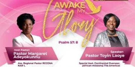 RCCGNA Region 1 Women's Conference 2021 tickets