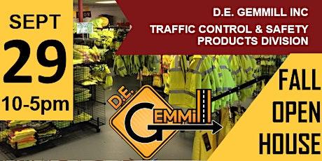 D.E. Gemmill Fall Customer Appreciation Day tickets
