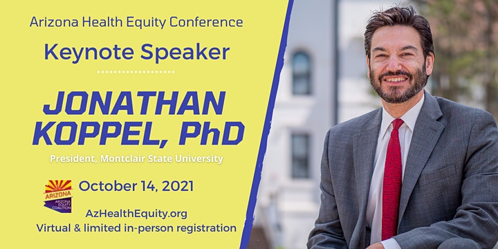 2021 Arizona Health Equity Conference image