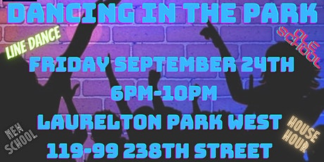 AD29 Dancing In the Park tickets