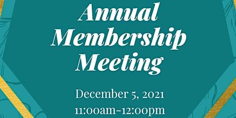 PAATA Annual Membership Meeting tickets