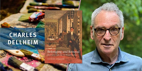Book Talk: Belonging and Betrayal, How Jews Made the Art World Modern tickets