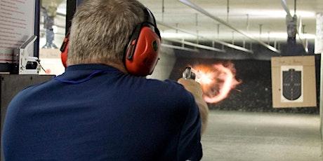 Handgun Fundamentals (Learn To Shoot) tickets