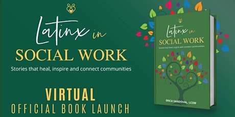 Latinx in Social Work Official Virtual Book Launch tickets