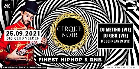 Milkshake's Cirque Noir - Opening 2021 // GiG Club Velden tickets