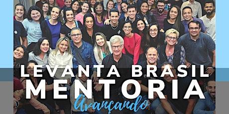 LEVANTA BRASIL MENTORIA com LaMar & Kimberly Boschman | Outros Convidados ingressos