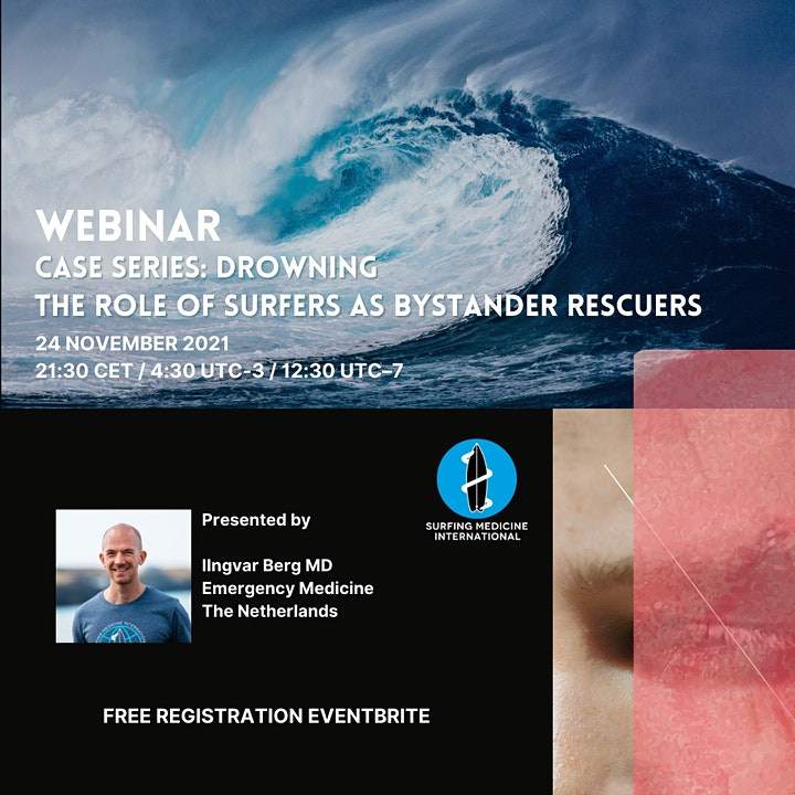 Surfing Medicine International - Drowning: surfers as bystander rescuers image