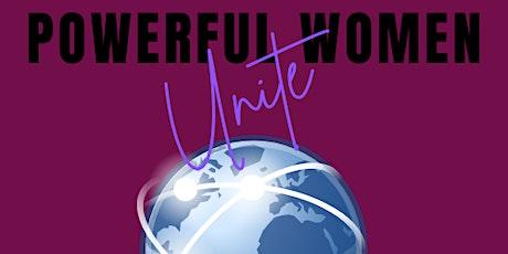 Powerful Women Unite: Worldwide 2021 billets
