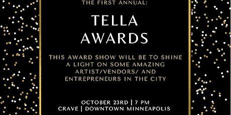 TELLA Award Show tickets