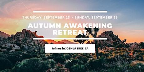 Fall Women's Retreat in Joshua Tree tickets