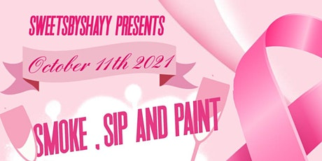 SMOKE SIP AND PAINT tickets