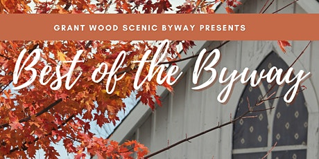 Best of the Byway Fall Bus Tour - Grant Wood Scenic Byway tickets