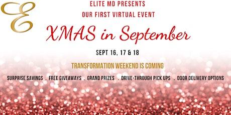 Xmas In September tickets