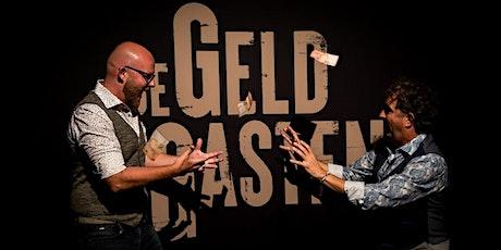 MIND YOUR MONEY - De Geldgasten - Financieel Gezond Show tickets