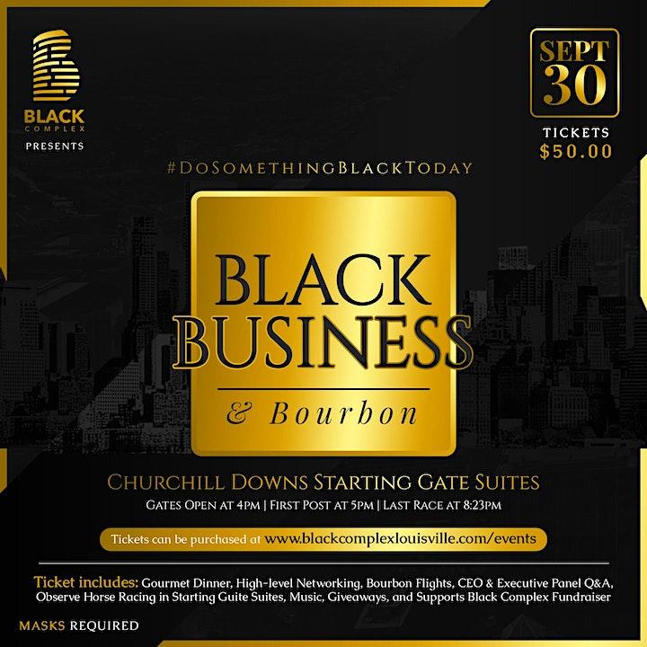 Black Business & Bourbon image