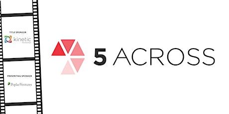 5 Across October Startup Pitch Competition + UNDRCVR Lex Tech & Career Fair tickets