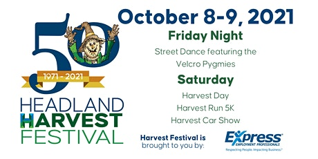 Headland Harvest Festival tickets