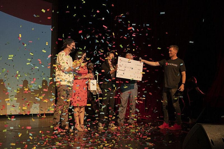 5 Across FINALS: December 2021 Startup Pitch Competition image
