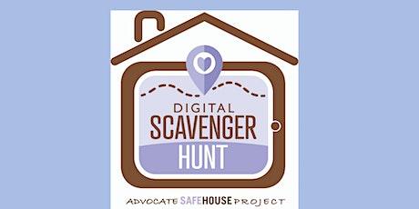 Digital Scavenger Hunt 2021 for ASP tickets
