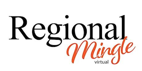Regional Mingle: Vancouver Island (virtual) tickets