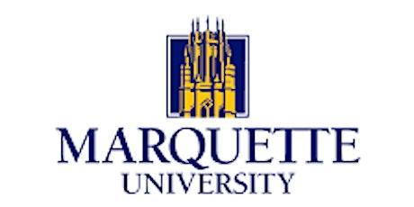 Marquette University OTD Virtual Open House tickets