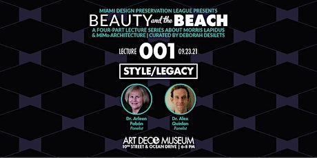 """""""Beauty and the Beach"""" Morris Lapidus : Style/Legacy - Lecture 1 tickets"""
