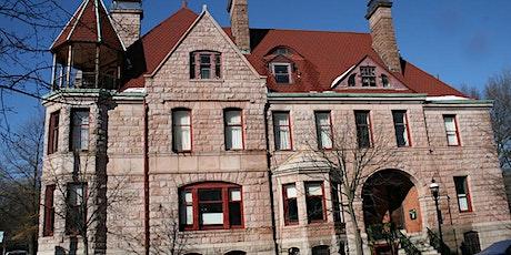 Restoring the Hawley-Hutzler House tickets