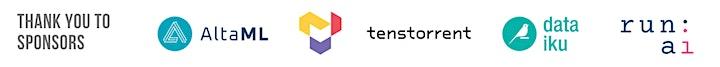 Toronto Machine Learning Summit on NLP image