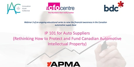Canadian Intellectual Property – Protecting and Financing tickets