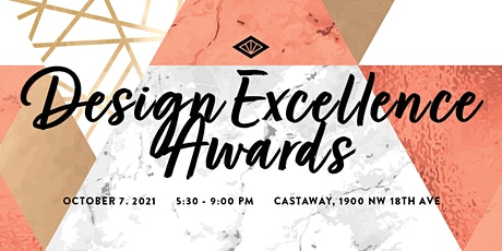 IIDA Oregon Chapter - 2021 Design Excellence Awards_TICKETS tickets