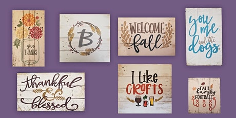 Sign Painting at Springfield Manor 9/19 tickets