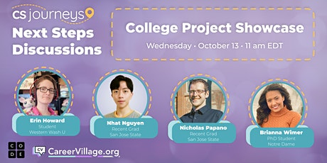 College Project Showcase tickets