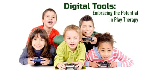 Digital Tools: Embracing the Potential in Play Therapy tickets