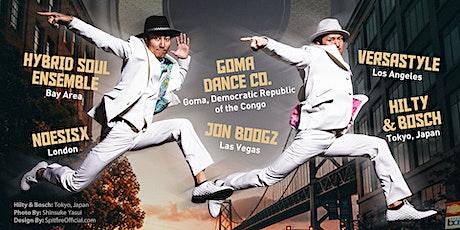 23RD Annual San Francisco International Hip Hop DanceFest ONLINE tickets