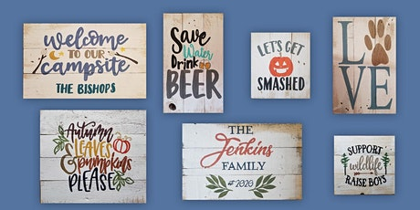 Sign Painting at Springfield Manor 9/25 tickets