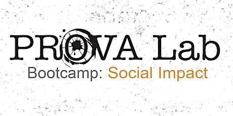 Social Impact Bootcamp tickets