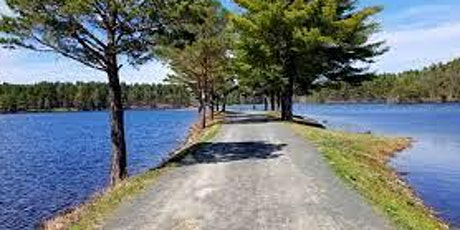 FREE Ashley Ponds Reservoir Tour - Walking and/or Biking tickets