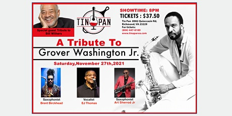 A Tribute to Grover Washington Jr. tickets