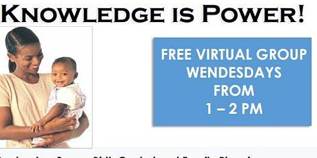 Knowledge is Power: FREE Virtual Conversations tickets