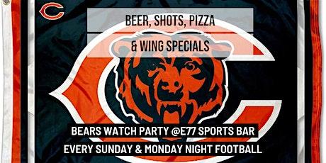 Chicago Bears Watch Party - Bears VS Minnesota Vikings tickets