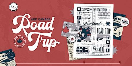 ARC Canada Road Trip - Winnipeg tickets