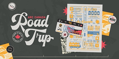 ARC Canada Road Trip - Calgary tickets