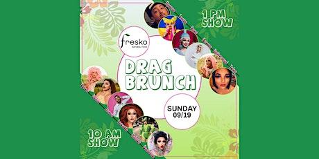 Drag Brunch at Fresko! tickets