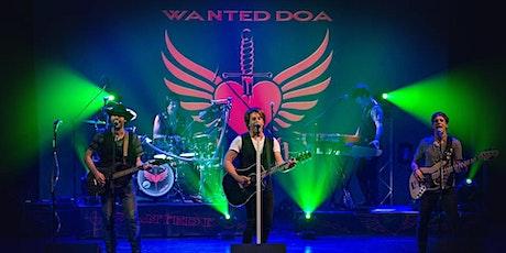 Wanted DOA - A Bon Jovi Tribute tickets