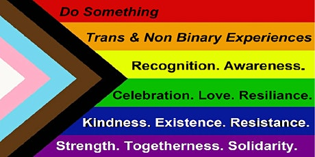 Do Something: Trans & Non Binary Identities screening tickets